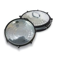 Latin Percussion RAW Series Trash Snare with Sound Enhancer Snare 14""