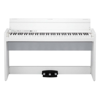 Korg LP-380 88-Key Digital Piano (White)