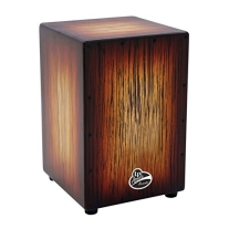 Latin Percussion Aspire Accents Cajon, Sunburst