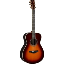 Yamaha LS-TA Concert Body Trans Acoustic - Brown Sunburst