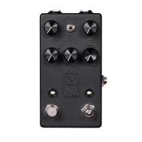 JHS Pedals Lucky Cat Delay Pedal in Black with Tap Tempo