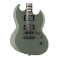 ESP LTD VIPER-401 MGS Viper Military Green Satin Guitar