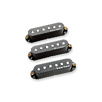 Seymour Duncan LWCS-2S Live Wire II Classic Strat Set Active Guitar Pickups