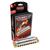 Hohner 2009BX-D MARINE BAND CROSSOVER HARMONICA- KEY OF D