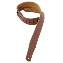 "Levy's M26GF 2.5"" Leather Strap Brown"