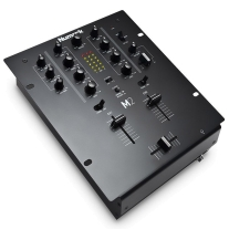 Numark M2BLACK Two-Channel Scratch Mixer
