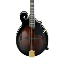 Ibanez M522SDVS Solid Top F-Style Mandolin Dark Violin Sunburst Finish