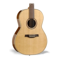 Seagull Maritime 'SWS' Folk High-Gloss Acoustic Guitar