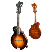 Eastman MD515 F-Style Mandolin with F Holes In Classic Finish