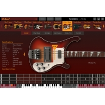 IK Multimedia MODO Bass Plug-In