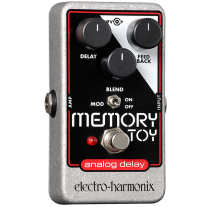 Electro Harmonix Memory Toy Analog Delay and Chorus