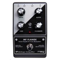 Moog Minifooger MFS-02 Flange Flanger Pedal