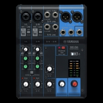 Yamaha MG06 6-Input Stereo Mixer