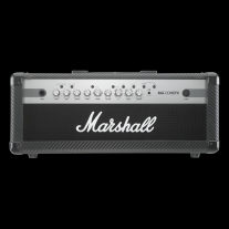 Marshall MG100HCFX 100W 4-Channel Carbon Fiber Tolex Amp Head
