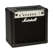 "Marshall MG15CFR 15-Watt 1x8"" Combo with Carbon Fiber Tolex"