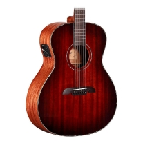 Alvarez MGA66E Masterworks Grand Auditorium Acoustic-Electric Guitar Shadowburst