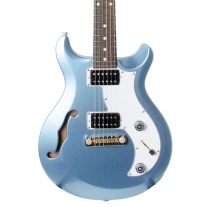 Paul Reed Smith S2 Mira Semi Hollow Electric Guitar In Frost Blue Metallic