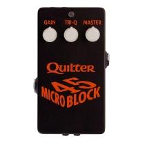 Quilter Micro Block 45 - 45-Watt Guitar Amplifier Pedal