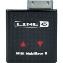 Line 6 MIDI Mobilizer II Hardware MIDI Interface Accessory