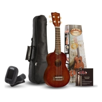 Kala MKT Tenor Ukulele Package