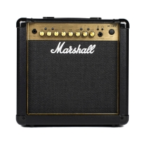 Marshall MG15GR 4-Channel Solid-State 15W Combo Amplifier