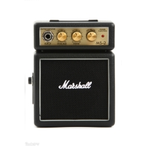 Marshall MS2 Mini Amp Practice Amp