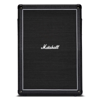 "Marshall Amplification 2x12"" Celestion Loaded 160W, 8-Ohm Angled Speaker Cabinet"