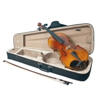 John Juzek Model 202 16 Viola w/ Case, Bow, and Rosin