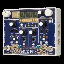 Electro Harmonix Mod Rex Polyrhthmic Modular Effects Pedal
