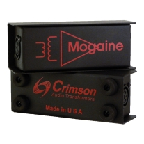Crimson Audio Mogaine Inline Phantom Powered Preamp