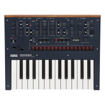 Korg Monologue Analog Synthesizer - Blue