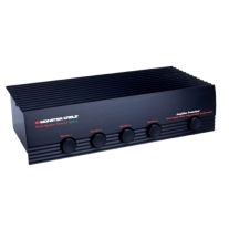Monster SS4 Multi-Speaker Selector Audio Switcher