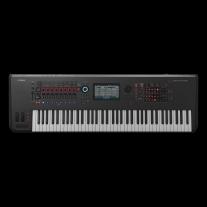 Yamaha Montage 7 - 76-Key Flagship Music Synthesizer