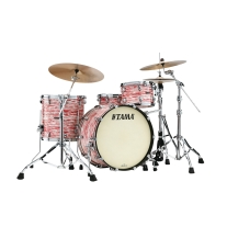 TAMA Starclassic Maple 3-Piece Shell Pack Red Oyster