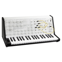 Korg MS-20 Mini WM Monophonic Synthesizer Ltd. - White MS20