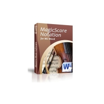 Maestro Music Software Ltd MagicScore Notation for MS Word