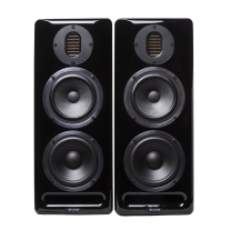 Avantone Mix Tower Active Dual Mode Monitor Pair in Black