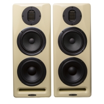 Avantone Mix Tower Active Pair of Monitors in Creme