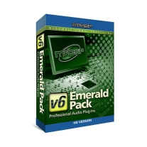 MCDSP Emerald Pack HD v6 (Upgrade From Emerald Pack Native v5)