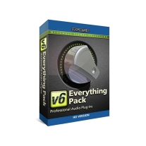 McDSP Everything Pack HD v6.4 (Upgrade From Everything Pack HD v6)