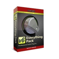 McDSP Everything Pack Native v6.4 (Upgrade From Everything Pack Native v5)
