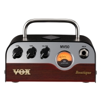 Vox MV50 Boutique 50-Watt Hybrid Tube Head Guitar Amp