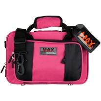 Protec MX307FX Max Bb Clarinet Case In Fuchsia