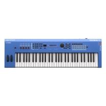 Yamaha MX61 v2 Music Production Synthesizer (Blue)
