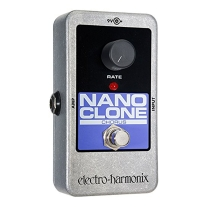 Electro Harmonix Nano Clone Chorus Guitar Pedal