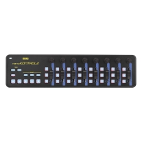 Korg nanoKONTROL2 Limited Edition Slim-Line USB MIDI Controller (Blue/Yellow)