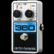 Electro Harmonix Nano Looper 360 Looper Pedal