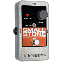 Electro Harmonix Nano Small Stone Phase Shifter Guitar Effects Pedal