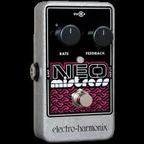 Electro Harmonix NEO Mistress Flanger Chorus and Flange Pedal
