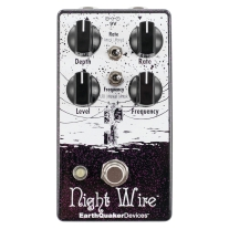 Earthquaker Devices Night Wire v2 Wide Range Harmonic Tremolo Pedal